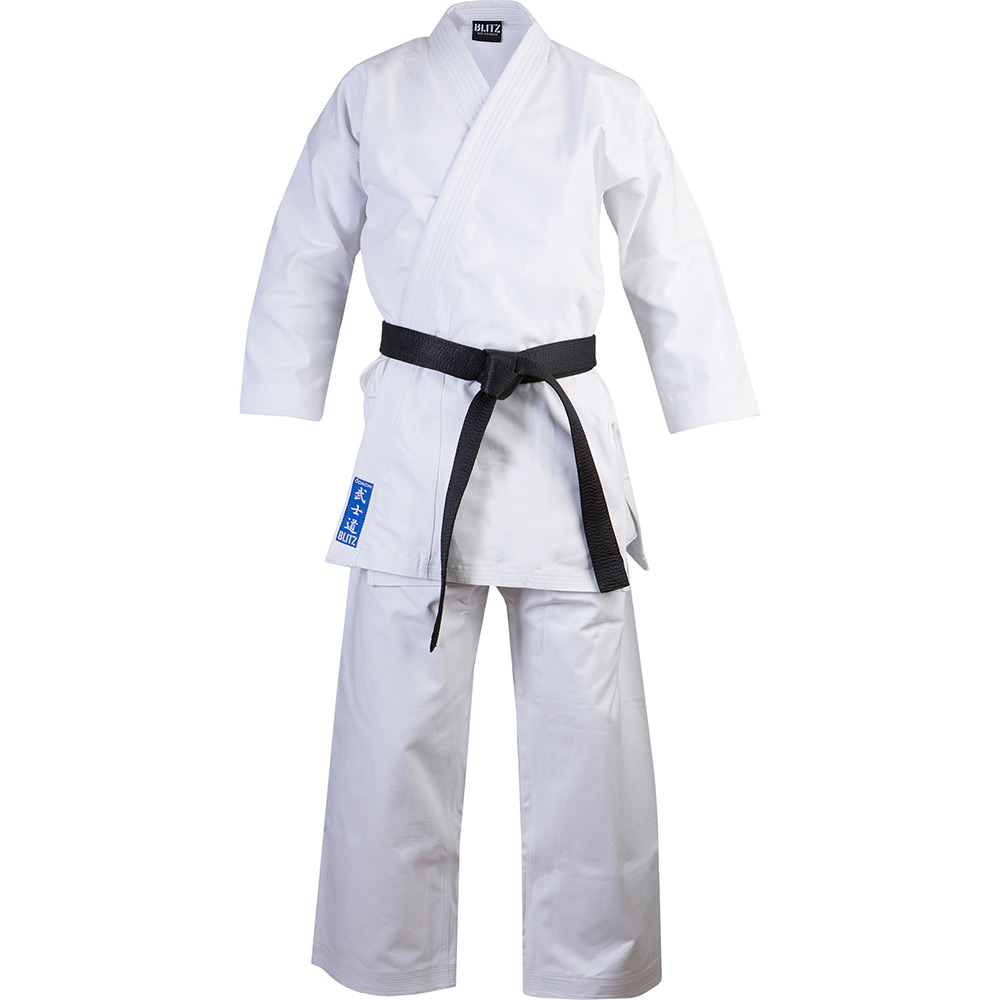 Karate suit from red dragon karate